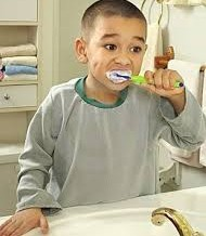 Good oral health starts early!