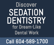 We offer Sedation dentistry